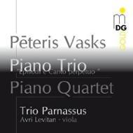 ピアノ三重奏曲、ピアノ四重奏曲 トリオ・パルナッスス、レヴィタン