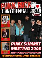 Punk Rock Confidential Japan 2008 Summer