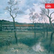 ヴァイオリン協奏曲第1番、第2番 ジェナティ、ビエロフラーヴェク&BBC交響楽団
