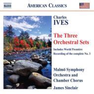 オーケストラル・セット第1集、第2集、第3集 シンクレア&マルメ交響楽団