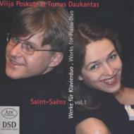 Works For Piano Duo Vol.1: Poskute Dakantas