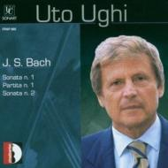 バッハ(1685-1750)/Sonatas & Partitas For Solo Violin: Ughi (Ltd)