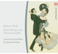 Zwei Herzen Im Dreivierteltakt: Reinhardt-kiss(S)Buchner(T)