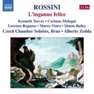 『幸運な間違い』全曲 ゼッダ&ブルノ・チェコ室内ソロイスツ、レガッツォ、ターヴァー、他(2005 ステレオ)(2CD)
