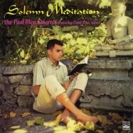 Solemn Meditation