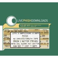 Live Phish 12 / 7 / 97