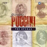 プッチーニ (1858-1924)/Puccini The Opera-operas: V / A