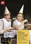 『ヘンゼルとグレーテル』全曲(英語歌唱) ジョーンズ演出、ユロフスキ&メトロポリタン歌劇場、シェーファー、クート、他(2007 ステレオ)