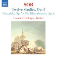 12の練習曲、『魔笛』の主題による序奏と変奏曲、他 クリヴォカピチ