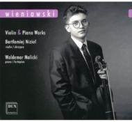 Works For Violin & Piano: Niziol(Vn)Malicki(P)