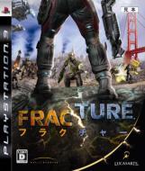 Game Soft (PlayStation 3)/Fracture (フラクチャー)