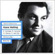 Hans Heiling: Zillig / Hessen State Rso Schluter Gonszar H.clauss