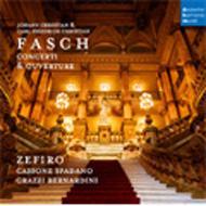 ファッシュ父子の協奏曲集 ベルナルディーニ&アンサンブル・ゼフィロ
