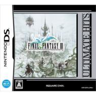 Game Soft (Nintendo DS)/アルティメットヒッツ: ファイナルファンタジーIII