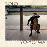 コダーイ/Sonata For Cello Solo  Etc: Yo-yo Ma(Vc)