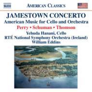 ジェームスタウン・コンチェルト、他  ハナニ、エディンス&RTEナショナル交響楽団