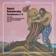 交響曲全集 大植英次&ハノーファー北ドイツ放送フィル(2CD)