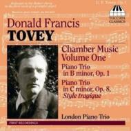 Chamber Works Vol.1-piano Trios: London Piano Trio