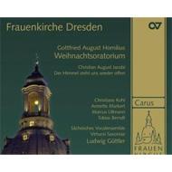 Weihnachts-oratorium: Guttler / Virtuosi Saxoniae Etc +c.a.jacobi