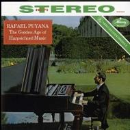 The Golden Age of Harpsichord Music:ラファエル・プヤーナ(ピアノ) (180グラム重量盤レコード/Speakers Corner)
