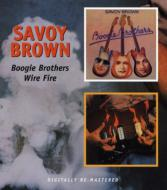 Boogie Brothers / Wire Fire