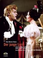 歌劇『青年貴族』全曲 ゼルナー監督、ドホナーニ&ベルリン・ドイツ・オペラ、マティス、グローベ、他(1968 ステレオ)