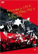 moonriders LIVE at SHINJUKU LOFT 2006.4.15