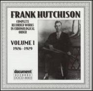 Complete Recorded Works: Vol.1 1926-1929