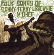 Folk Songs Of Sonny Terry & Brownie Mcghee