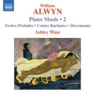 ピアノ作品集第2集 ウェイス