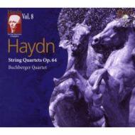 ハイドン(1732-1809)/String Quartet 63 64 65 66 67 68 (Op.64): Buchberger Q