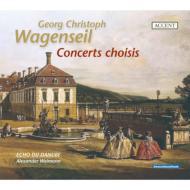 HMV&BOOKS onlineヴァーゲンザイル(1715-1777)/Concertos: Zincke / Weimann / Echo Du Danube