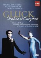 『オルフェオとエウリディーチェ』全曲 ウィルソン演出、ガーディナー&レヴォルショネール・エ・ロマンティーク、コジェナー、プティボン、他(1999 ステレオ)