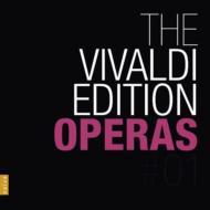 ヴィヴァルディ(1678-1741)/Vivaldi Edition Operas: V / A (+dvd)