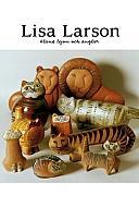 リサ・ラーション作品集 スウェーデンからきた猫と天使たち P‐Vine BOOKs