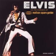 Elvis As Recorded At Madison Square Garden: エルヴィス イン ニューヨーク