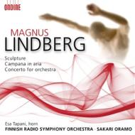 管弦楽のための協奏曲、彫刻、カンパーナ・イン・アリア オラモ&フィンランド放送響
