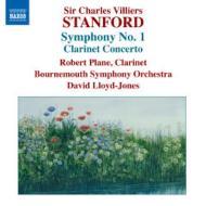 交響曲第1番、クラリネット協奏曲 ロイド=ジョーンズ&ボーンマス響、プレーン
