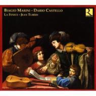Intrada, Sonatas, Etc: Tubery / Ensemble La Fenice +dario Castello