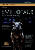 歌劇『ミノタウロス』全曲 S.ラングリッジ演出、パッパーノ&コヴェント・ガーデン王立歌劇場、トムリンソン、ライス、他(2008 ステレオ)(2DVD)
