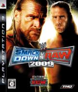 Game Soft (PlayStation 3)/Wwe2009 Smackdown Vs Raw