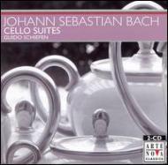 6 Cello Suites: Schiefen