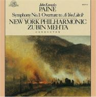 Sym, 1, Overture As You Like It: Mehta / Nyp