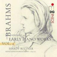 Piano Works Vol.2 -Early Works 2 : Rittner