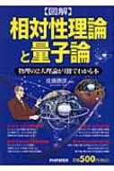図解 相対性理論と量子論 物理の2大理論が1冊でわかる本