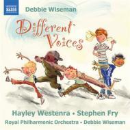 『いろいろな声〜子供のための管弦楽入門』 ワイズマン&ロイヤル・フィル、ヘイリー、フライ