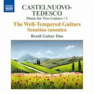 2台のギターのための作品全集第1集 ブラジル・ギター・デュオ