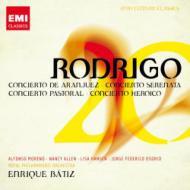 協奏曲集 モレーノ、オソリオ、コーエン、バティス&ロンドン響、ロイヤル・フィル(2CD)
