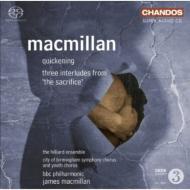 Quickening, The Sacrifice Interludes: Mscmillan / Bbc Po Etc