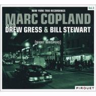 Night Whispers -New York Trio Recordings: Vol.3